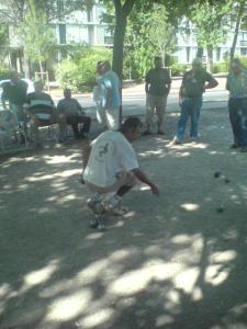 Fumbling Mêlée