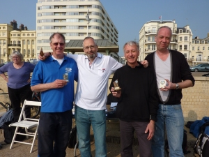 Club Singles Winners 2011