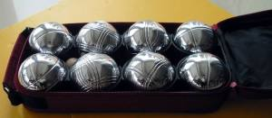 8 leisure boules
