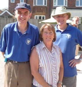 Martin, Margie & Marcus