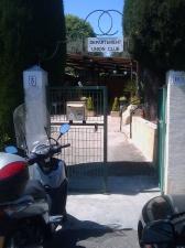 Le DUC entrance