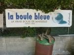 Boule bleue banner