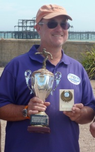 Ian  Club Singles Champion July 2013